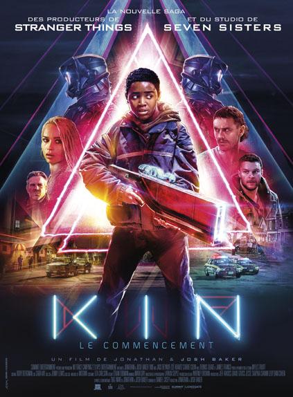 Kin : Le Commencement de Josh et Jonathan Baker avec Myles Truitt, Jack Reynor, James Franco...