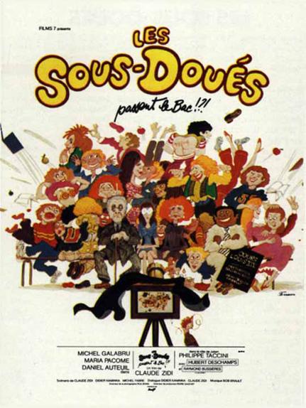 15 - Les Sous-doués (1979)