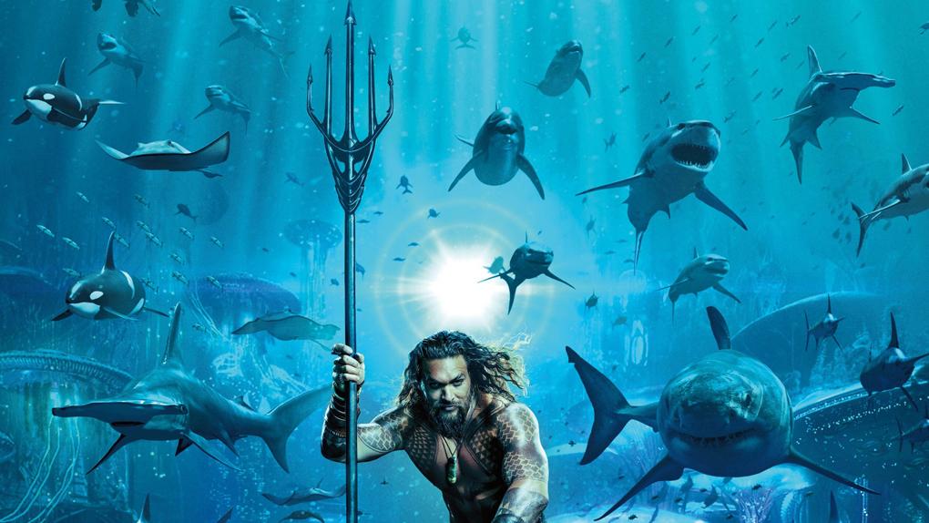 Aquaman, le 19 décembre au cinéma