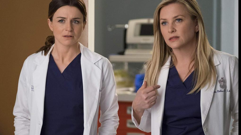 Grey's Anatomy : 24 épisodes