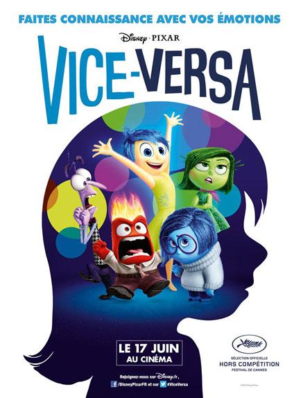 """Vice-Versa"" s'appelle en VO..."