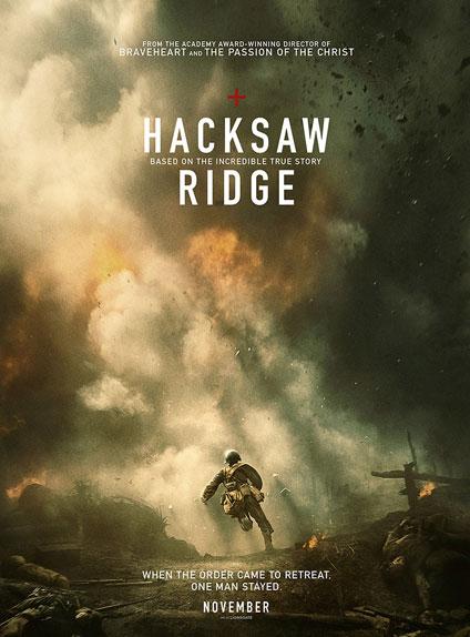 """""""Hacksaw Ridge"""""""