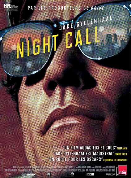 """Night Call"" s'appelle en VO..."
