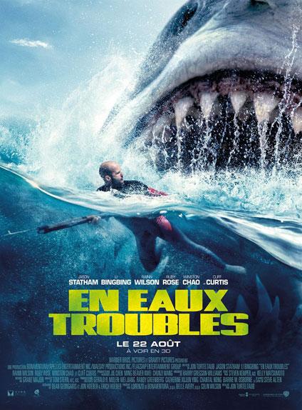 """""""En eaux troubles"""" s'appelle en VO..."""