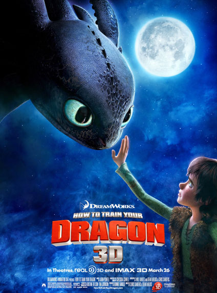 """""""How To Train Your Dragon"""""""