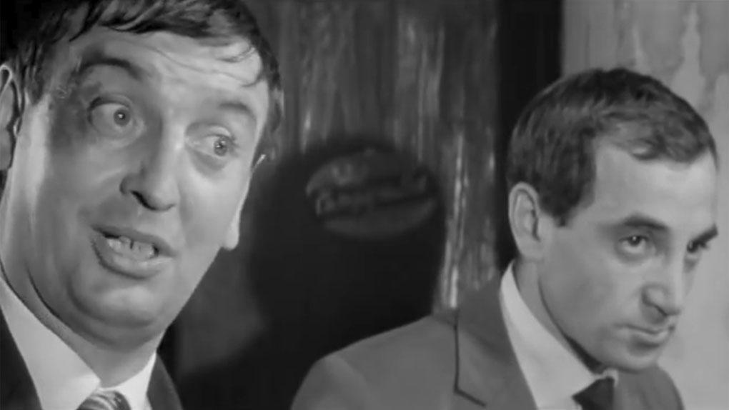 """Dans """"Tirez sur le pianiste"""" (1960)"""
