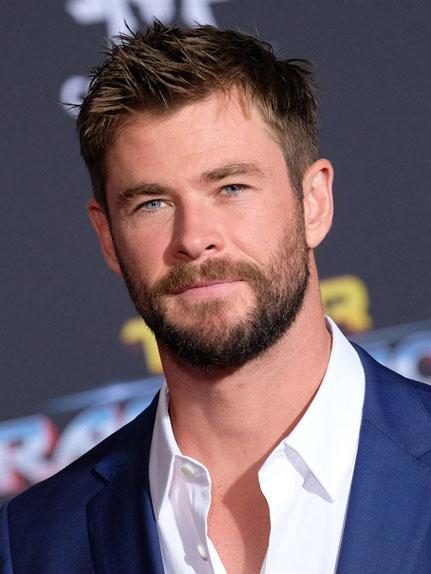 4 - Chris Hemsworth