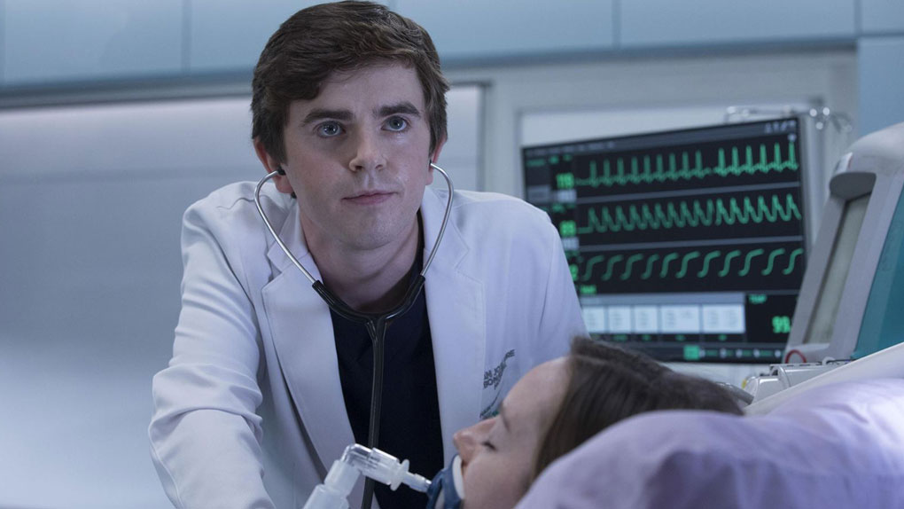 "Dr. Shaun Murphy - ""Good Doctor"""