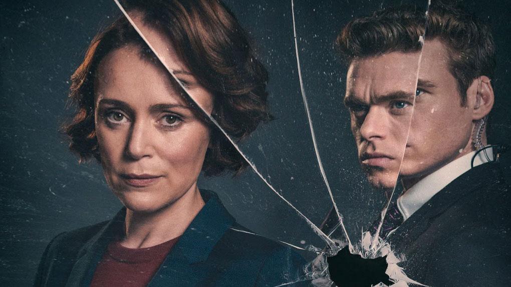BODYGUARD - A partir du 24 octobre sur Netflix