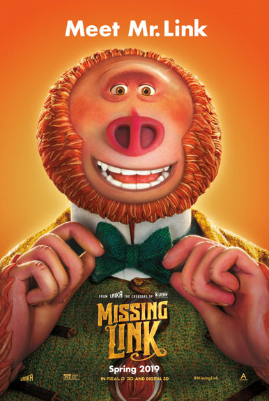 Missing Link de Chris Butler