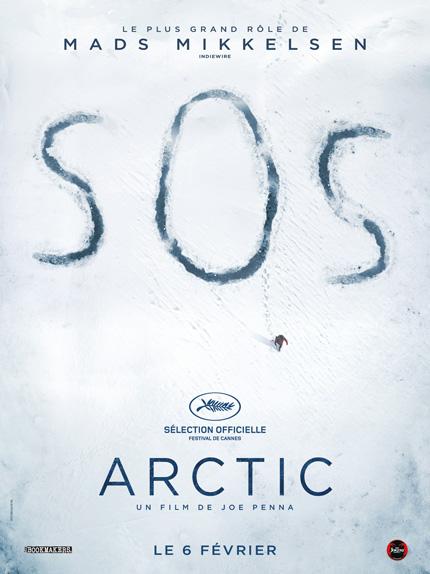 Arctic avec Mads Mikkelsen, Maria Thelma Smáradóttir