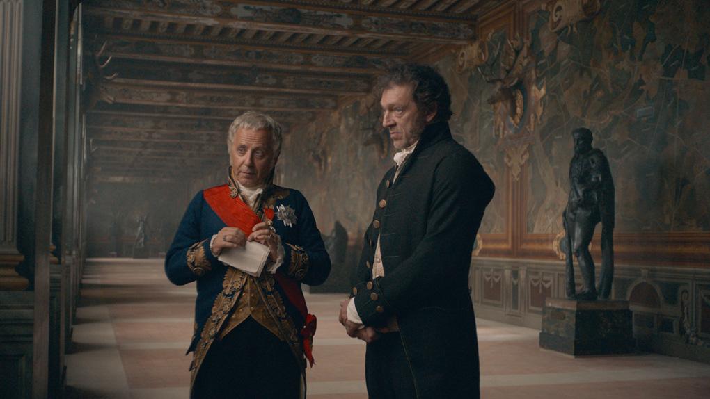 L'Empereur de Paris avec Vincent Cassel, Patrick Chesnais...