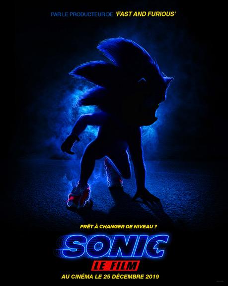 Sonic, le hérisson de Jeff Fowler