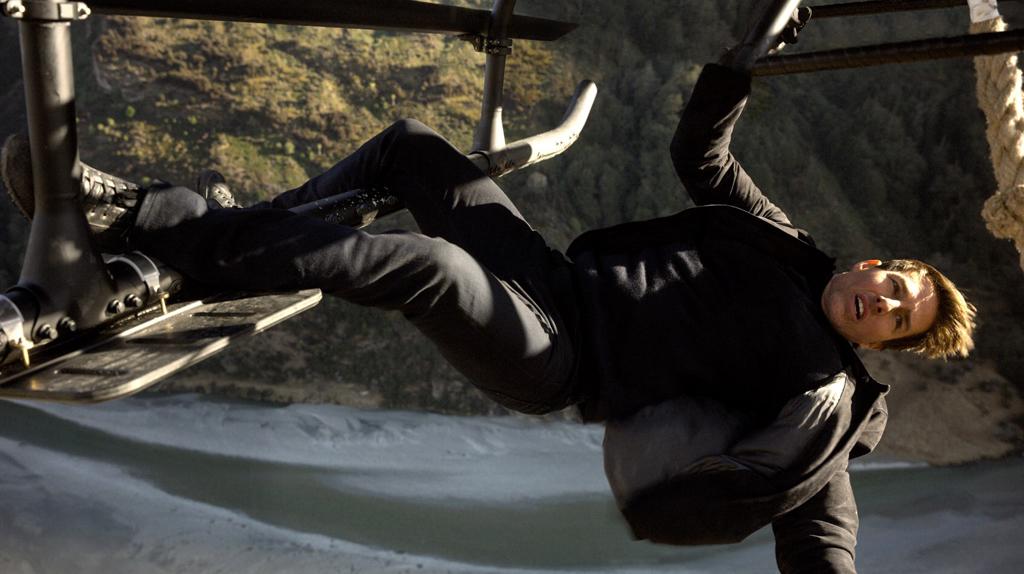 """Le casse-cou de l'année : Tom Cruise dans """"Mission : Impossible - Fallout"""""""
