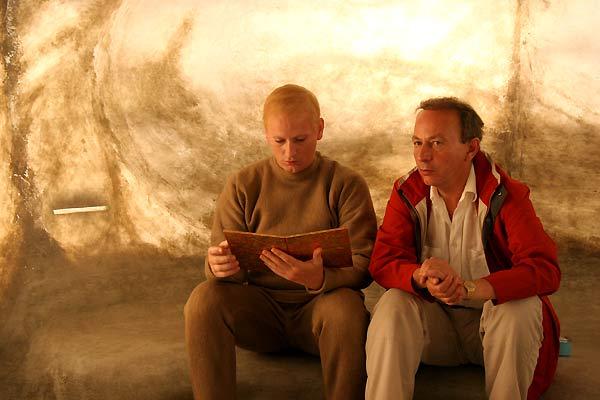 Réalisateur avec La Possibilité d'une île (2008)