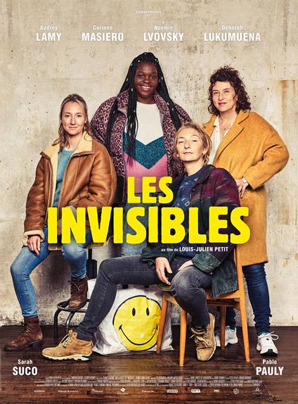 N°2 - Les Invisibles : 384 239 entrées