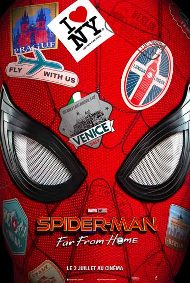 Spider-Man: Far From Home avec Tom Holland, Zendaya...