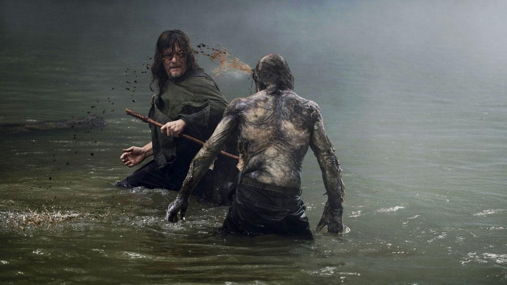 The Walking Dead : la série incontournable