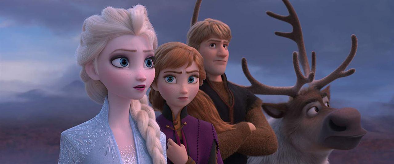 La Reine des neiges 2 avec Idina Menzel, Kristen Bell...