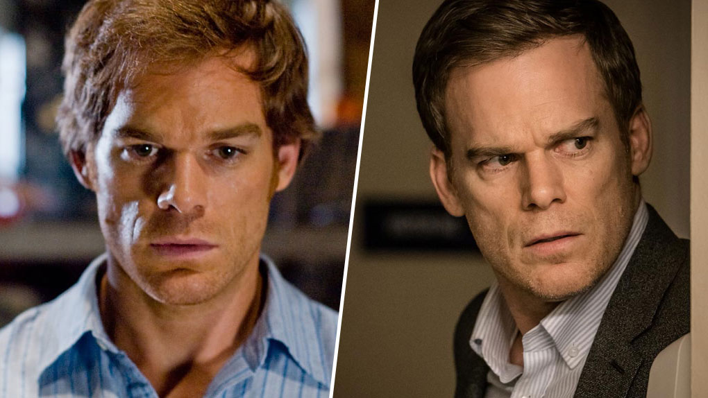 Michael C. Hall (Dexter Morgan)