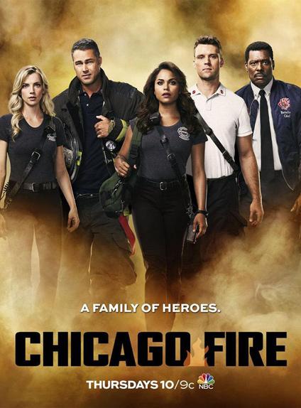 CHICAGO FIRE - Renouvelée