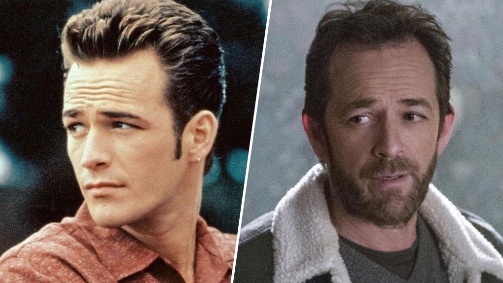 """Luke Perry, ce n'est pas que """"Beverly Hills"""" et """"Riverdale"""""""