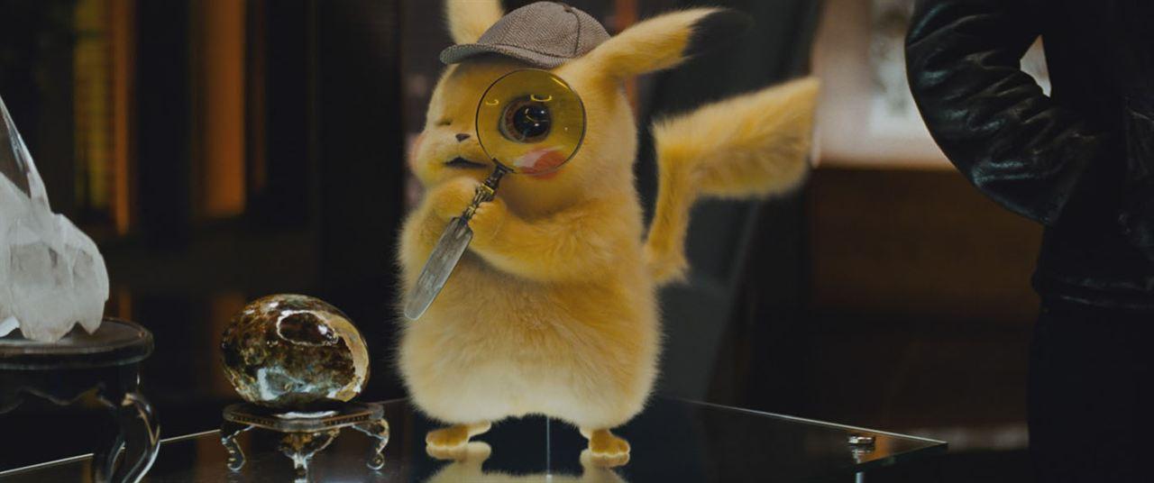 Pokémon Detective Pikachu de Rob Letterman