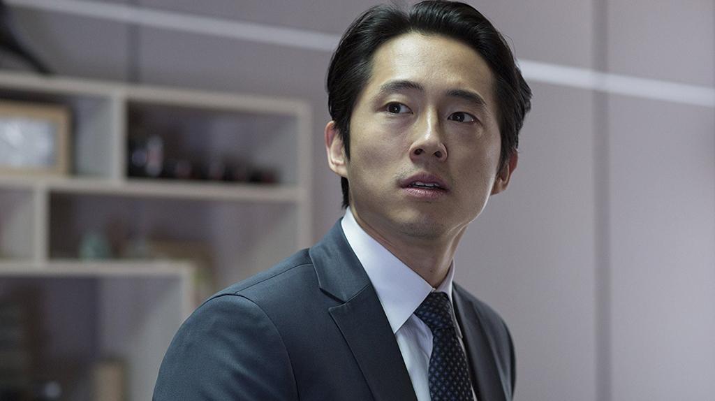 Steven Yeun (The Walking Dead, Okja)