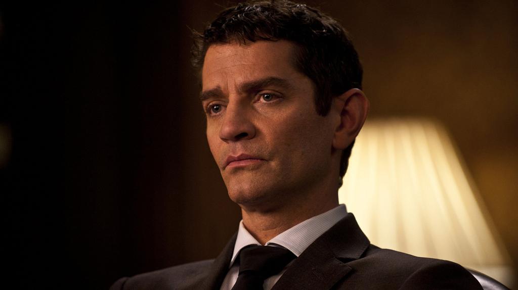 James Frain (Gotham, Star Trek Discovery)
