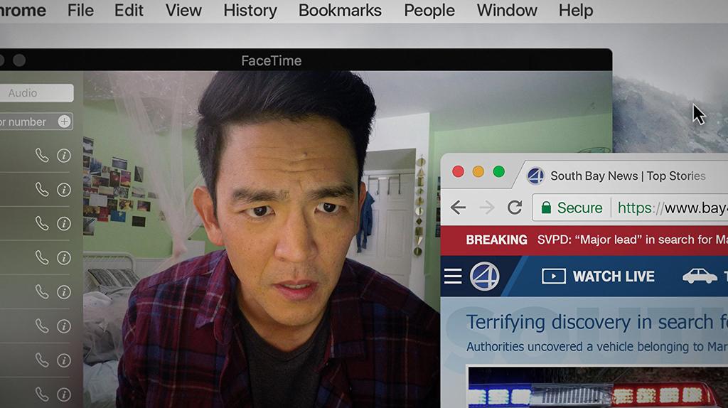 John Cho (L'Exorciste, Searching)
