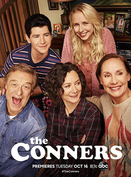 THE CONNERS - Renouvelée