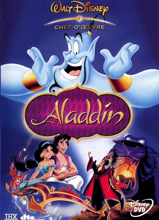 Aladdin (sorti en mai 2019)