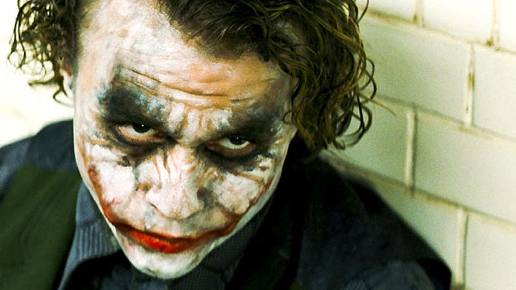 Heath Ledger dans The Dark Knight, Le Chevalier Noir (2008)