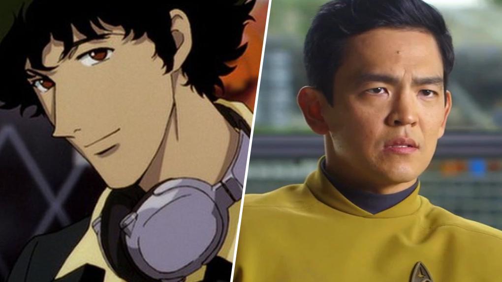 John Cho est Spike Spiegel
