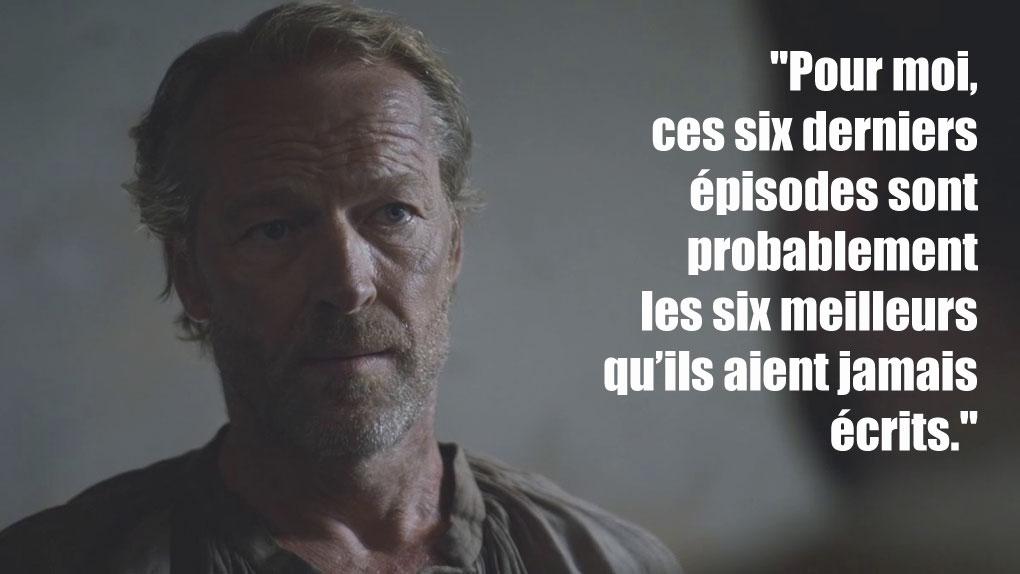 Iain Glen - Jorah Mormont