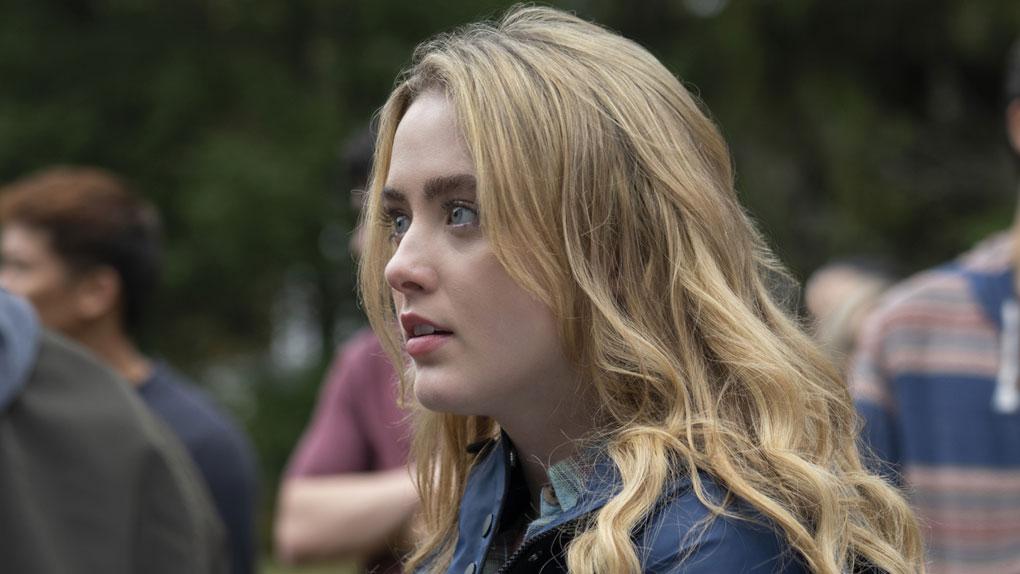 Kathryn Newton alias Allie