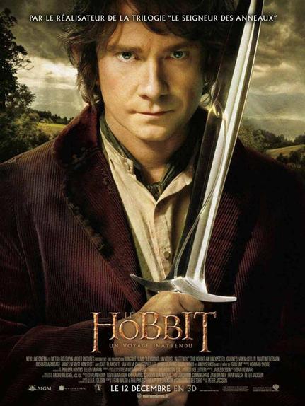 N°38 - Le Hobbit un voyage inattendu : 1,021 milliard de dollars de recettes