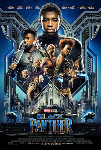 N°10 - Black Panther : 1,346 milliard de dollars de recettes