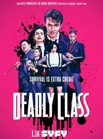 DEADLY CLASS - Annulée
