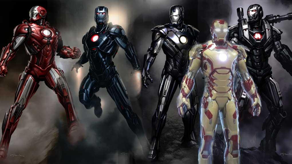 Iron Man 3 (Tony Stark)