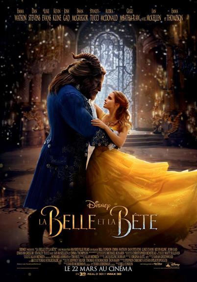 #3 - La Belle et la Bête (2017)