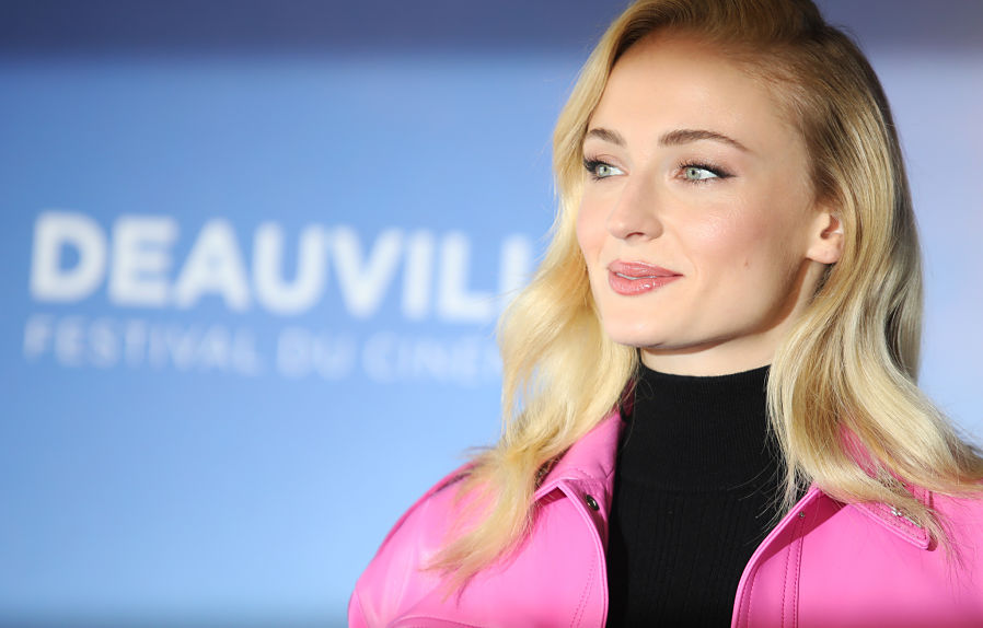 "Sophie Turner au photocall de ""Heavy"""