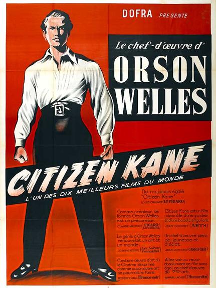 2e - Citizen Kane d'Orson Welles (1941)