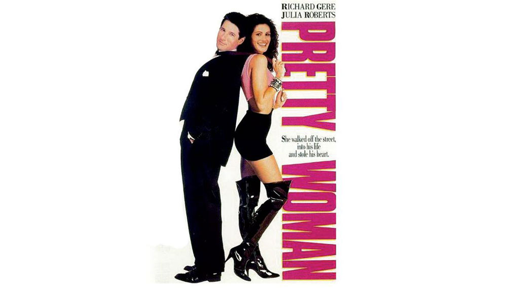 Pretty Woman, de Garry Marshall (1990)