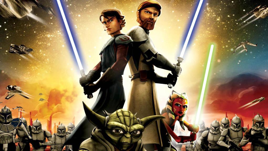 Star Wars: The Clone Wars (2008, en cours)