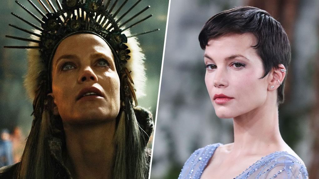 La reine Kane (Sylvia Hoeks)