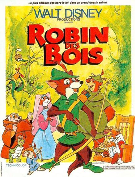 #16 - Robin des Bois (1973) : 3,9 sur 5