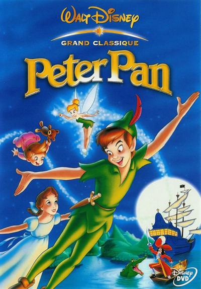 #13 - Peter Pan (1953) : 4 sur 5