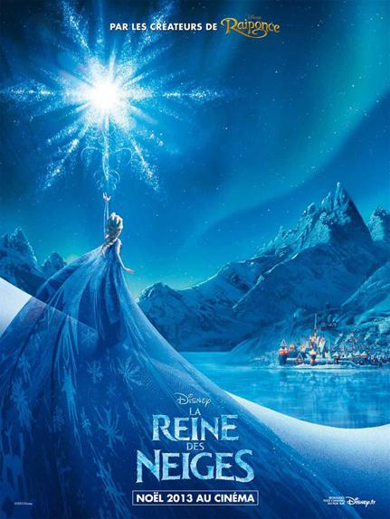#9 - La Reine des Neiges (2013) : 4,1 sur 5