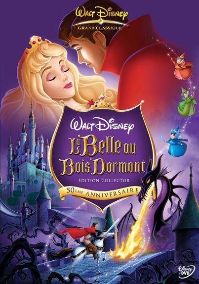 #23 - La Belle au Bois Dormant (1959) : 3,8 sur 5
